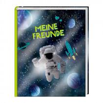 Freundebuch Meine Freunde - Astronauten