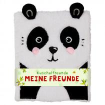 Freundebuch Kuschelfreunde - Panda