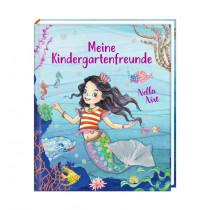 Freundebuch Kindergartenfreunde - Nella Nixe