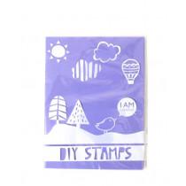 DIY Stamp Platte