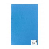 Filz 20 x 30 cm himmelblau