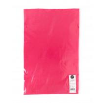 Textilfilz 30 x 45 cm pink