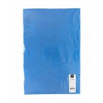 Textilfilz 30 x 45 cm hellblau