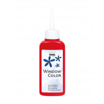KREUL Window Color Kirschrot 80 ml