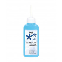 KREUL Window Color Hellblau 80 ml