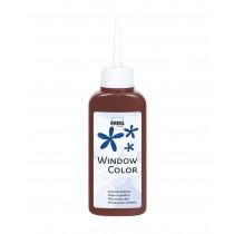 KREUL Window Color Dunkelbraun 80 ml