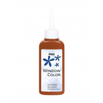 KREUL Window Color Hellbraun 80 ml