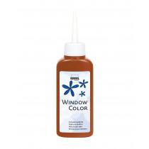 KREUL Window Color Hellbraun 80 ml