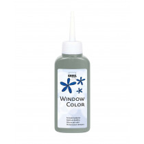 KREUL Window Color Grau 80 ml