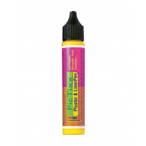 KREUL PicTixx Pluster & LinerPen Sonnengelb 29 ml