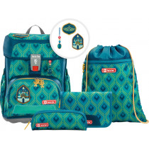 Schulrucksack Set Cloud Magic Castle