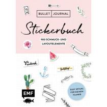 Bullet Journal- Stickerbuch: 900 Schmuck- und Layoutelemente