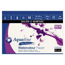 Aquarellblock Aquafine A4
