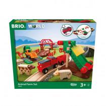 Brio Bauernhof-Set