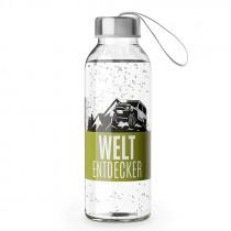"""Trinkflasche """"Weltentdecker"""""""