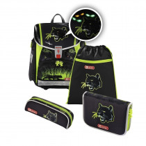 Step by Step Touch 2 Flash Schulthek Set Wild Cat 4-teilig