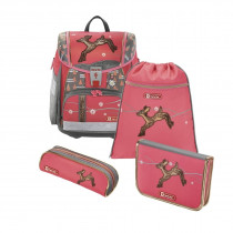Step by Step Touch 2 Schulthek Set Modern Deer 4-teilig
