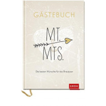 Gästebuch Mr. & Mrs.