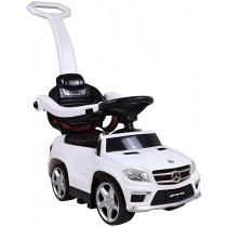 Slider Car 4in1 Mercedes weiss