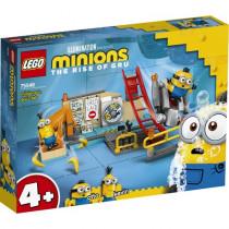 LEGO® Minions in Grus Labor