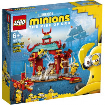 LEGO® Minions Kung Fu Tempel