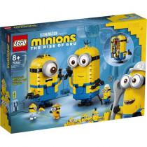 LEGO® Minions-Figuren Bauset mit Versteck