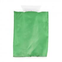 Eiskratzer mit Handschuh Grün