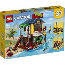 """LEGO® Creator """"Surfer-Strandhaus"""""""