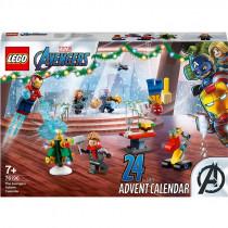 LEGO® Adventskalender Avengers 76196