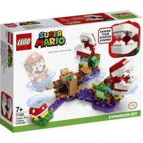 """LEGO® Super Mario™ """"Piranha-Pflanzen Herausforderung"""""""