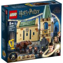 """LEGO® Harry Potter™ Hogwarts™ """"Begegnung mit Fluffy"""""""