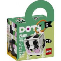LEGO® DOTS Taschenanhänger Panda