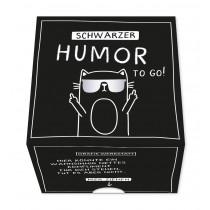 Message in a Box Schwarzer Humor