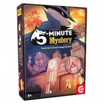 5 Minute Mystery