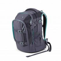 satch Schulrucksack pack Mint Phantom vorne rechts