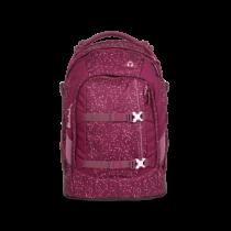 satch Schulrucksack pack Beere, Pink