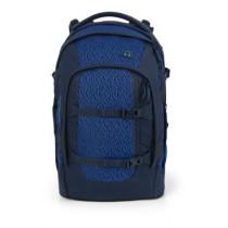 satch Schulrucksack pack Blue Moon