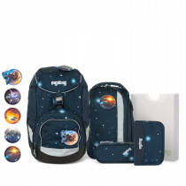 ergobag pack 6-tlg. Set KoBärnikus Galaxy Edition