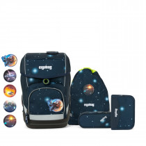 ergobag cubo 5 tlg.Set KoBärnikus Galaxy Edition
