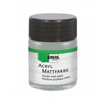 KREUL Acryl Mattfarbe Blaugrau 50 ml