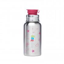 Edelstahl-Trinkflasche Prinzessin