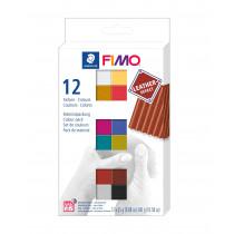 FIMO® soft Set Ledereffekt