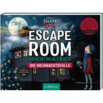 Adventskalender Escape Room Kids - Die Weihnachtsfalle
