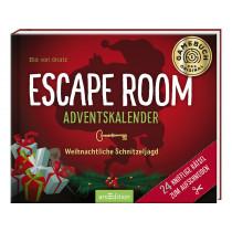 Adventskalender Escape Room - Weihnachtliche Schnitzeljagd