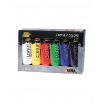 SOLO GOYA Acrylic 100 ml Tuben 6er Set
