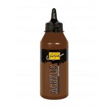 SOLO GOYA Acrylic Umbra 250 ml