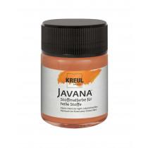 KREUL Javana Stoffmalfarbe für helle Stoffe Rost 50 ml