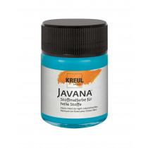 KREUL Javana Stoffmalfarbe für helle Stoffe Türkisblau 50 ml