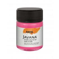 KREUL Javana Stoffmalfarbe für helle Stoffe Pink 50 ml