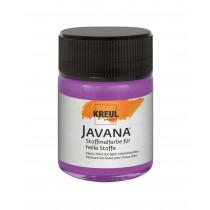 KREUL Javana Stoffmalfarbe für helle Stoffe Flieder 50 ml